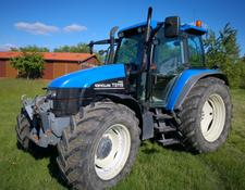 New Holland TS 115 Turbo