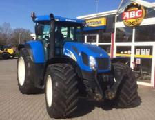 New Holland T 7550 AUTOCOMMAND
