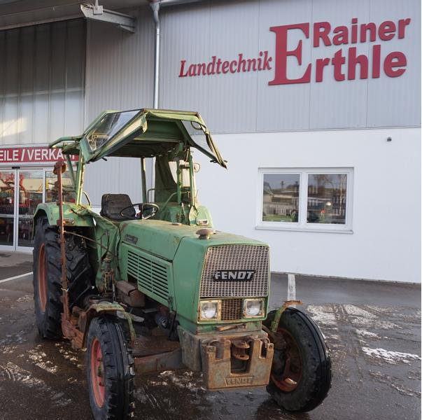 Fendt Farmer 5 S Turbomatik