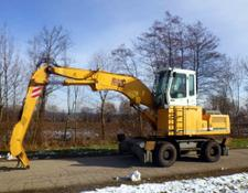 Liebherr A 924 Litronic - Umschlagbagger