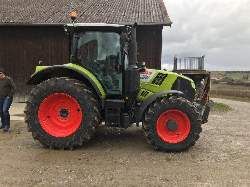 Claas Arion 530 CIS +