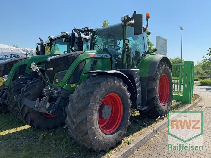 Fendt ** 724 Power ** Garantie **