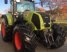Claas AXION 850 CEBIS Allrad Traktor  **TOP**