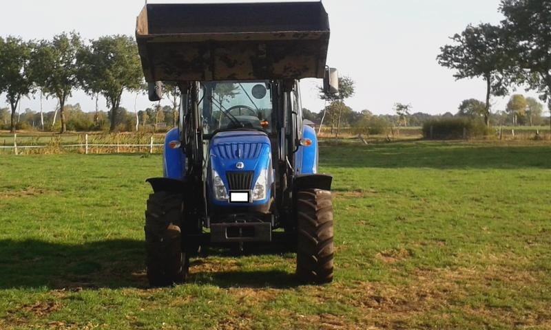 New Holland TD 5.65