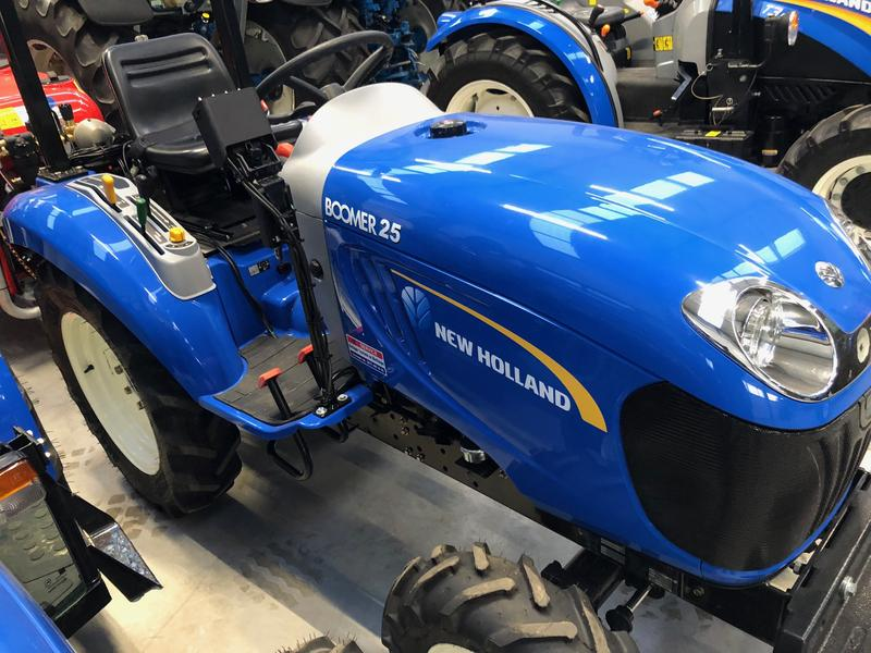 New Holland boomer 25 HST