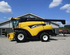 New Holland CR 980 med 30fod og 1050 hjul
