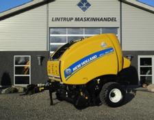 New Holland Roll-Belt 180 Cropcutter, 2,3m Pick-up & brede hjul