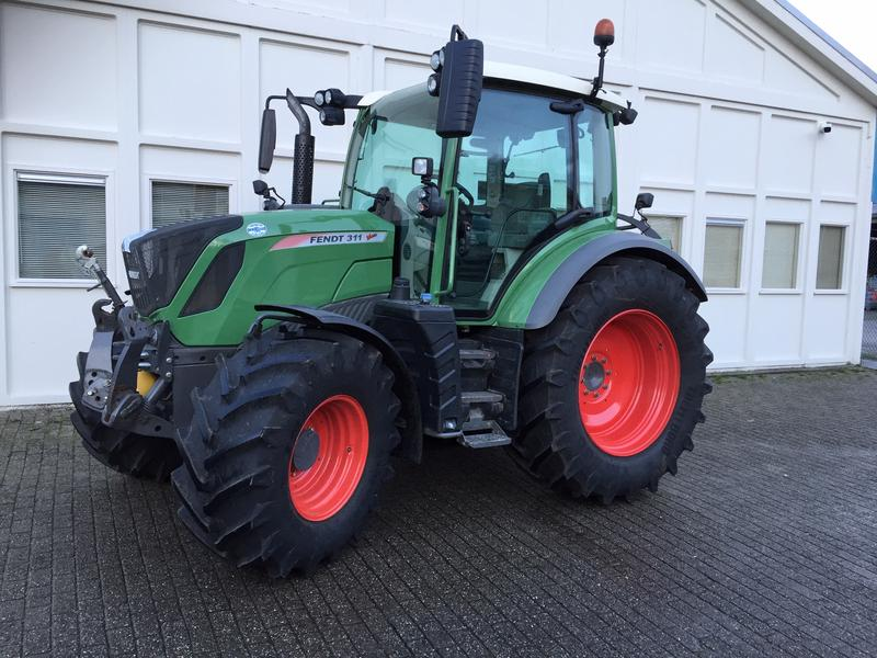 Fendt 311 S4 Power