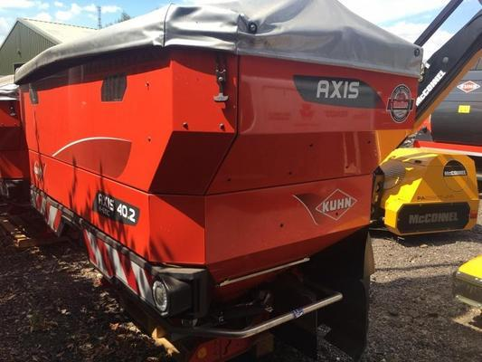 Kuhn 2M036936 Ex Demo 2017  Axis 40.2H Broadcaster