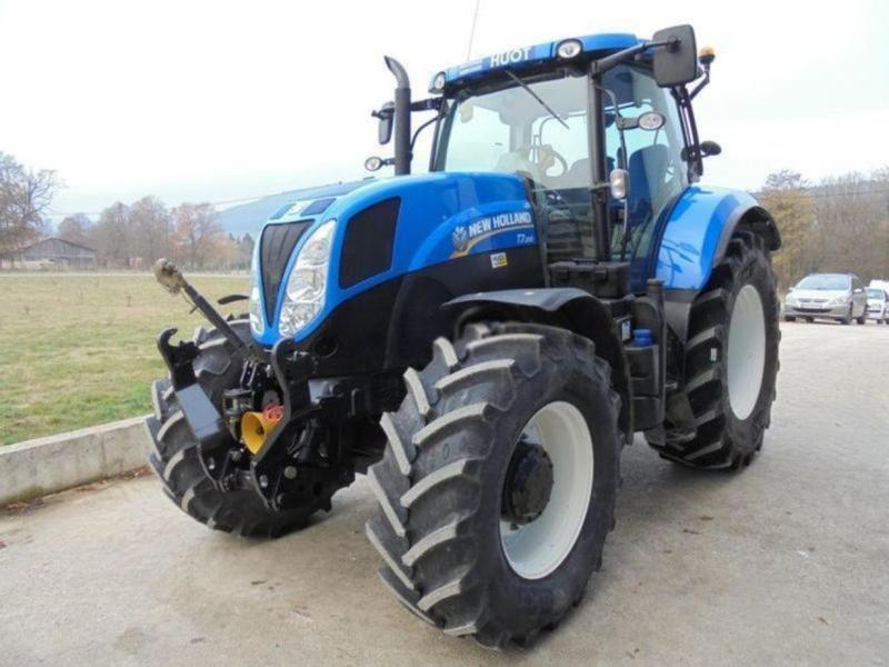 New Holland T7 200 POWER COMMAND