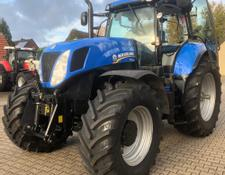 New Holland T7.235 PC Allrad Traktor