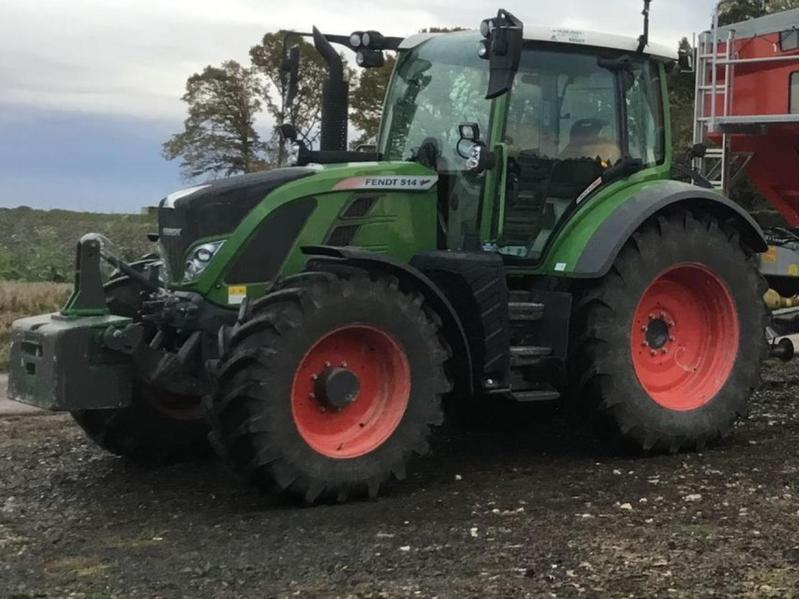 Fendt 514 S4 PROFI PLUS