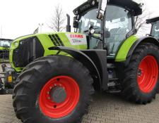 Claas Arion 660 Cmatic Cebis