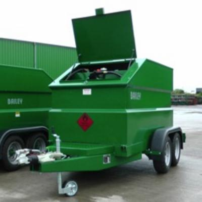 Sonstige NEW BAILEY TWIN AXLE 2000L FUEL BOWSER