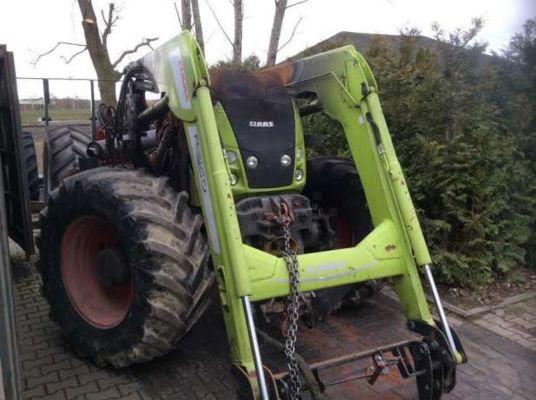 Claas AXION 810 ; 820; 840; 850 czesci tur zwolnica zaczep tuz wom wal fl250 for breaking parts