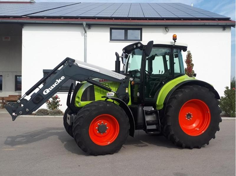 Claas Arion 520 CIS, Frontlader, 3.033 Bh