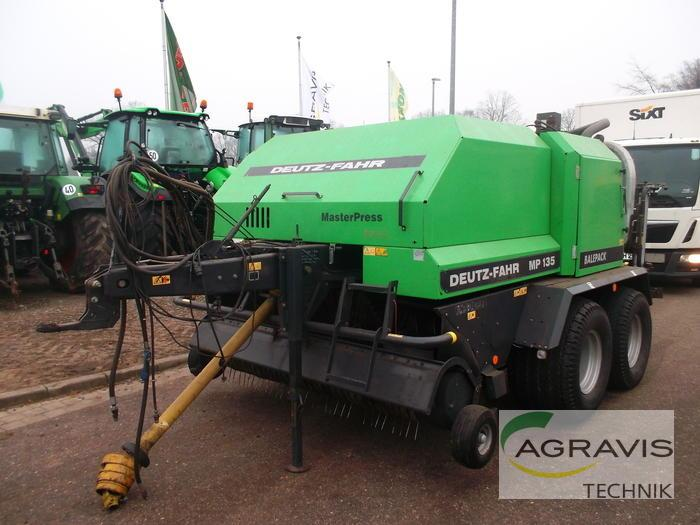 Deutz-Fahr MP 135 BALEPACK