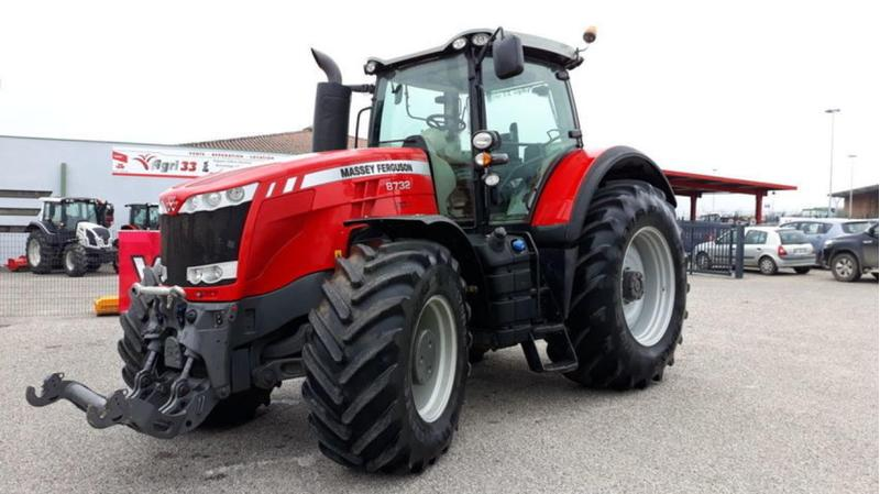 Massey Ferguson 8732 dyna vt exclusive