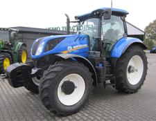 New Holland T7.245 PC 50KM 2017 1440 UUR!!!