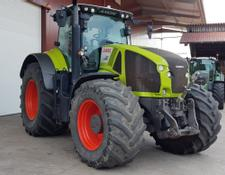 Claas Axion 930 mit MaxiCare