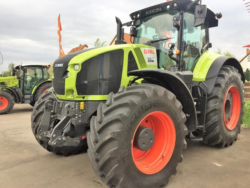 Claas AXION 930 CMATIC CIS+
