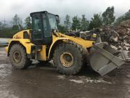 New Holland W 190 C nur 2636 Bh Top Zustand