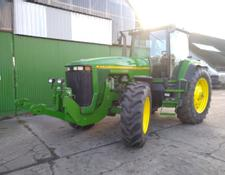 John Deere 8400 Powershift