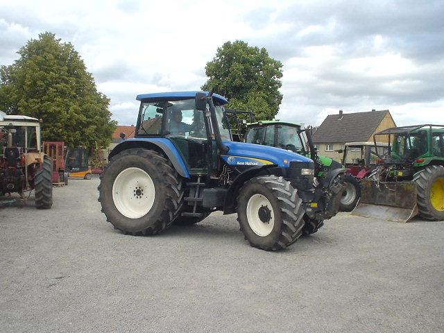 New Holland TM 130, FH, FZW, 4xDW, Klima, 40er