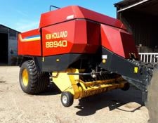 New Holland BB940 Cropcutter