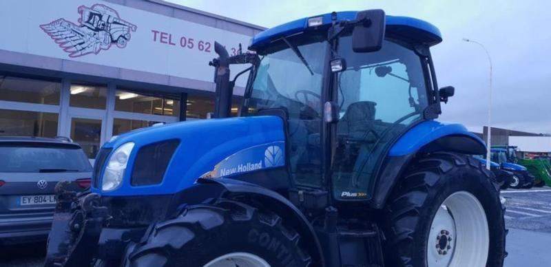 New Holland TS100A PLUS