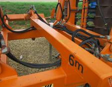 Simba TOPTILTH 2 Trailed Seedbed Cultivator, 6 metre, 2003