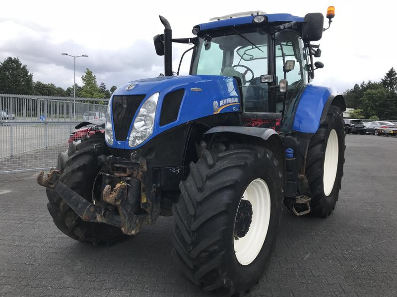 New Holland T7.220 Autocomand