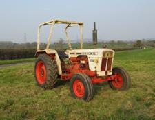David Brown 885 2wd Tractor