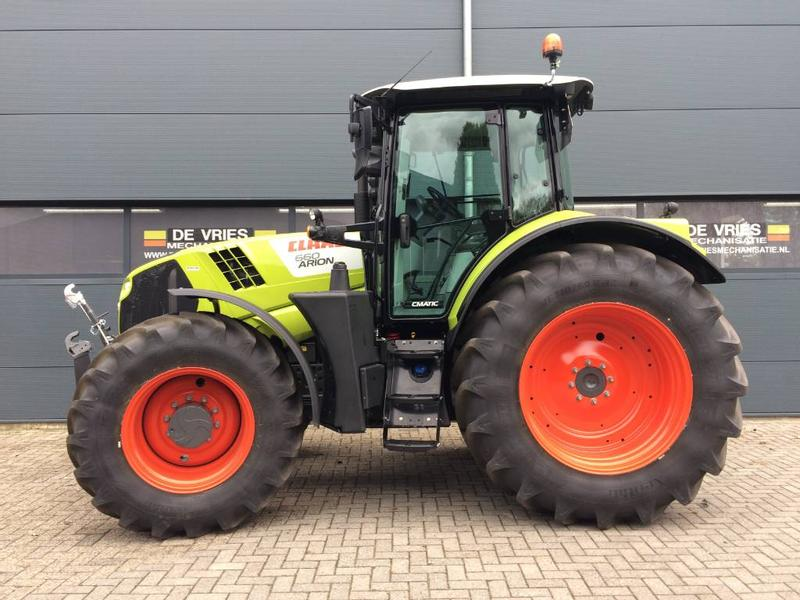 Claas Arion 660 CIS+