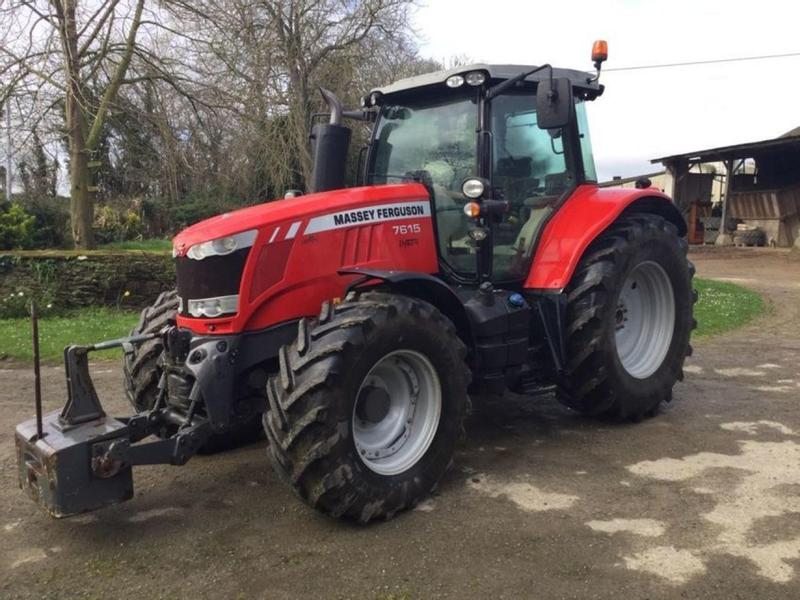Massey Ferguson 7615 DYNA 6 EFFICIENT