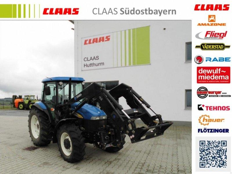 New Holland TD 5050 mit Frontlader Trima 3.0