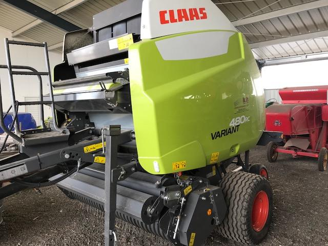 Claas Variant 480 RC Trend