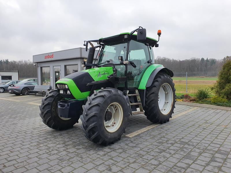 Deutz-Fahr Agrotron K100