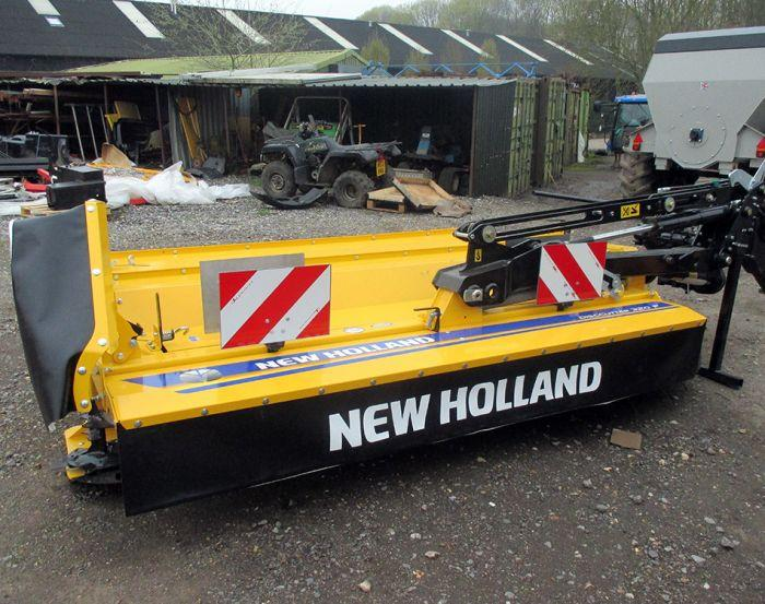 New Holland 320P DiscCutter