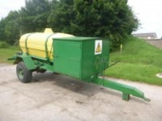Other MISC-AG Spray Bowser 2500 Litre
