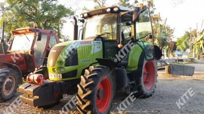 Claas Arion 540