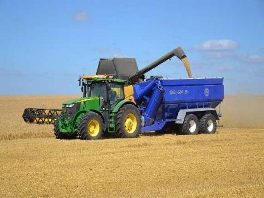 GS Used  24.5 Chaser Bin