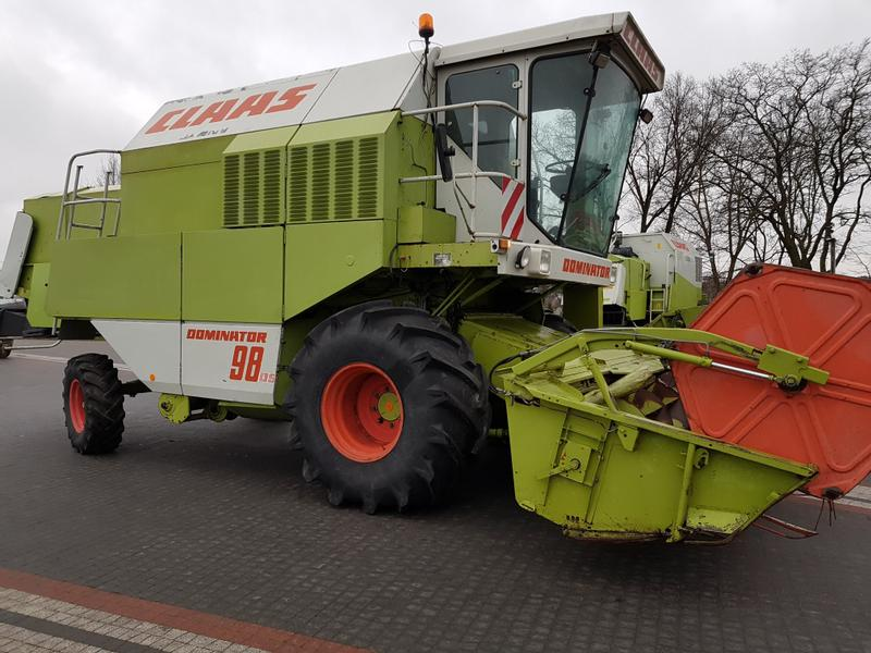 Claas DOMINATOR 98 DS