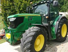John Deere 6150R full option