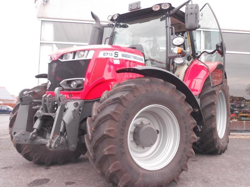 Massey Ferguson 6716 S Dyna-VT Efficient