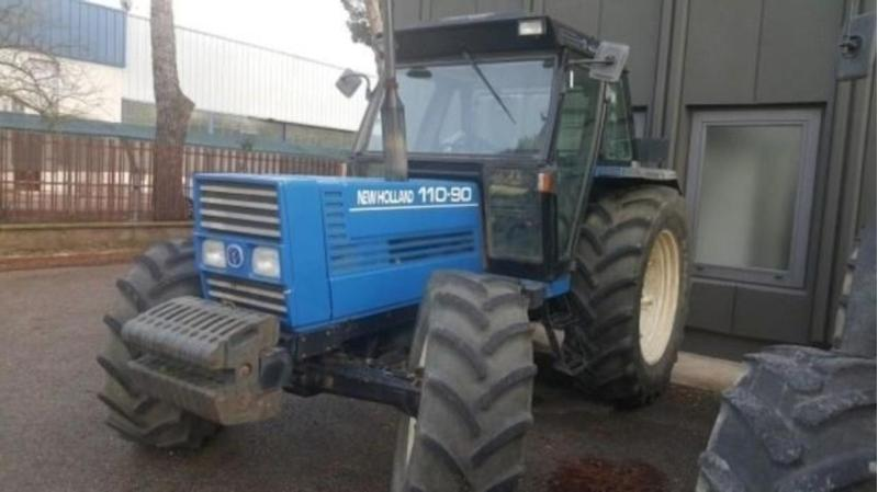 New Holland 110/90