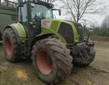Claas Axion 840 CVT