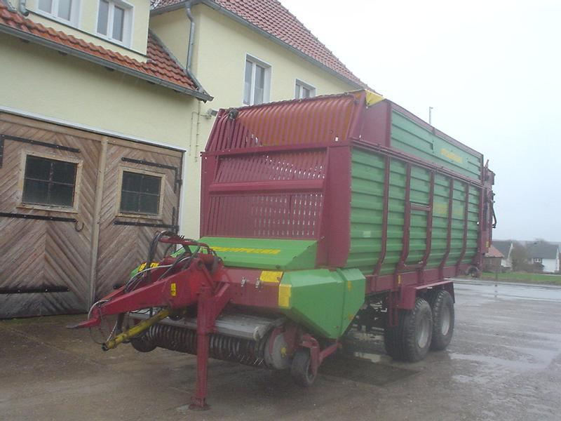 Strautmann Vitesse 260 DO, BJ 2007, DL, Walzen