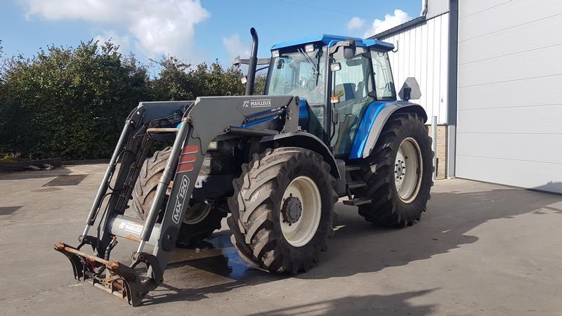 New holland m traktoren gebraucht traktorpool