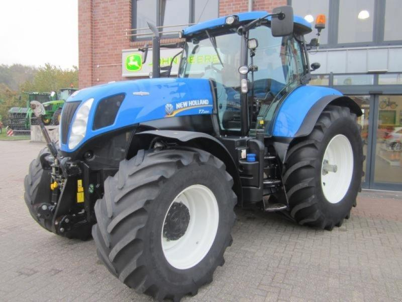New Holland T 7.220 Autocomand